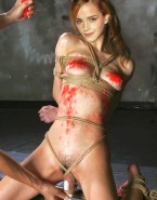 Emma Watson Bondage Nude Fake 003