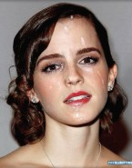 Emma Watson Cum Facial Fake 030