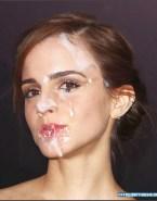 Emma Watson Cum Facial Fake 035