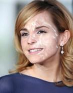 Emma Watson Cum Facial Nsfw Fake 001
