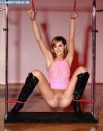 Emma Watson Legs Spread Pussy Bondage Nude Fake 001