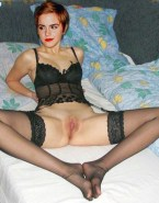 Emma Watson Lingerie Pussy Porn Fake 001