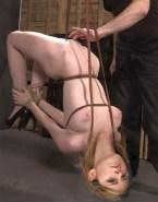 Emma Watson Masturbating Bondage Nsfw Fake 001
