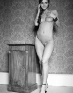 Emma Watson Nude Body Boobs Fake 001
