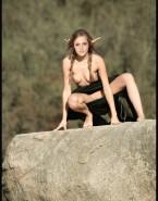 Emma Watson Outdoor Fake 044