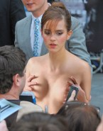 Emma Watson Public Fake 022