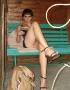 Emma Watson Upskirt Pussy Nude Fake 001