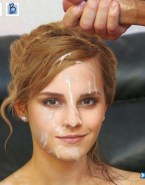 Emma Watson Cum Facial Fake 019