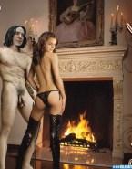 Emma Watson Panties Lingerie Naked Fake 001
