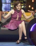 Emma Watson Public Nude Fake 001