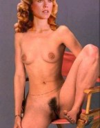 Erin Gray Breasts Hairy Pussy 001