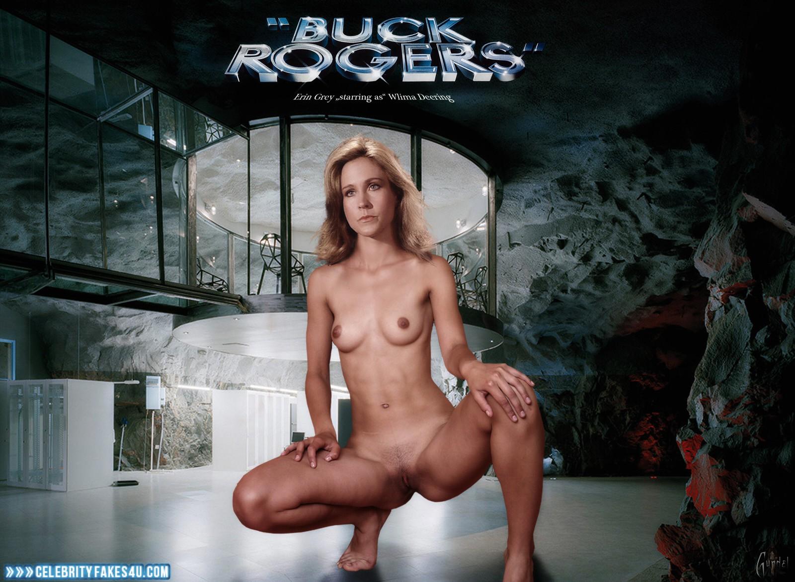Buck rogers porn