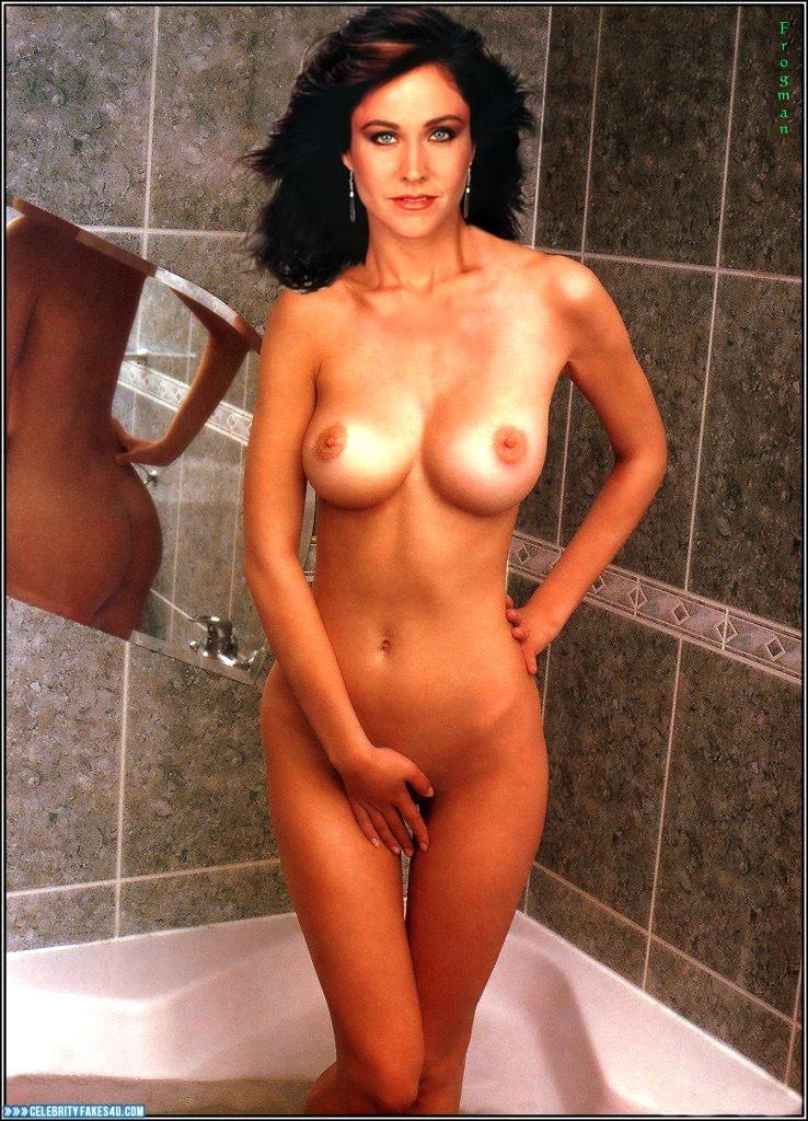 erin gray topless