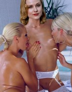Evan Rachel Wood Boobs Sucked Lesbian Porn 001