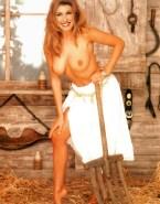 Faith Hill Big Tits Topless Fake 001