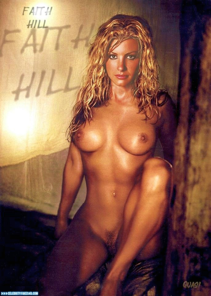 Boobs faith hill