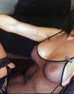 Famke Janssen Lingerie Tits Naked Fake 002