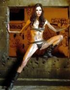 Famke Janssen Panties Dildo Naked Fake 001