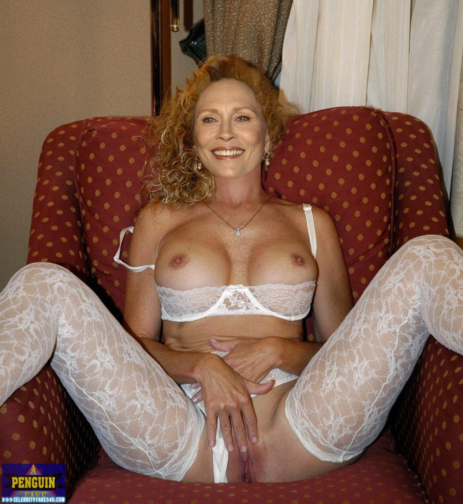 Faye dunaway nude pussy
