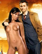 Freema Agyeman Naked Body Breasts Fake 001