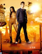Freema Agyeman Naked Body Tits Fake 001