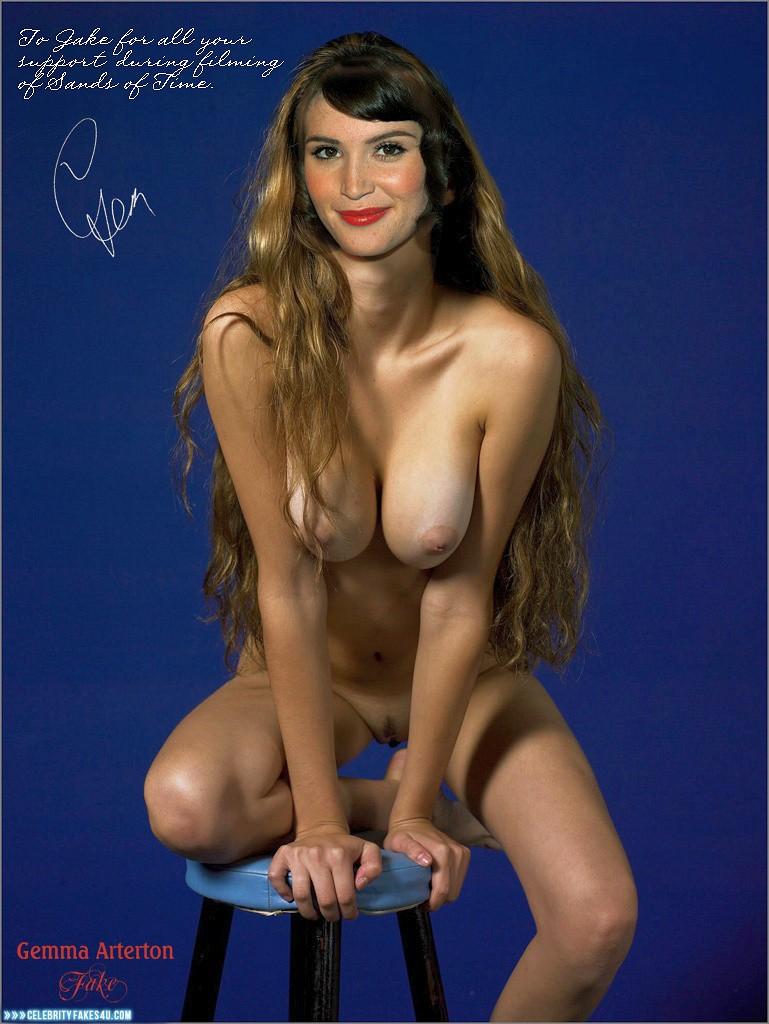 gemma arterton porno