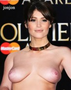 Gemma Arterton Breasts Public Nudes Fake 001