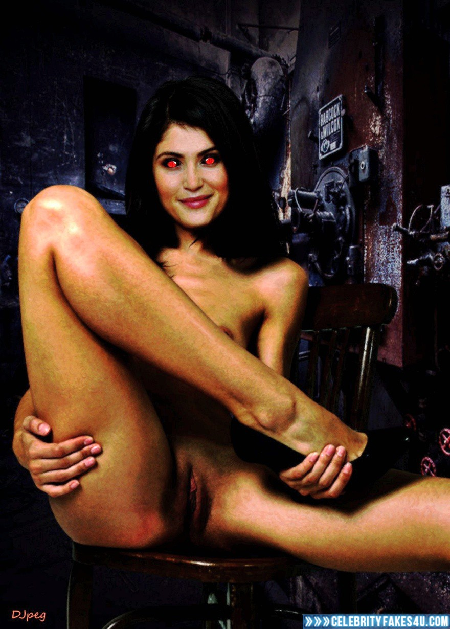 Gemma Arterton porno sextape noir