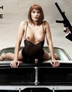 Gemma Arterton Tits James Bond Series Fake 001