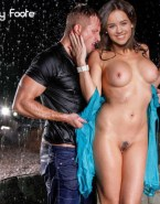 Georgia May Foote Wet Big Tits Naked Fake 001