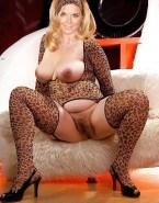 Geri Halliwell Lingerie Exposing Vagina Xxx Fake 001