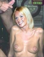 Geri Halliwell Cumshot Pussy Porn Sex Fake 001