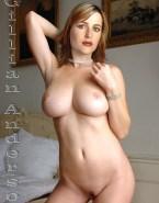 Gillian Anderson Big Boobs Fakes 001