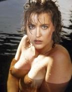 Gillian Anderson Wet Boobs 001
