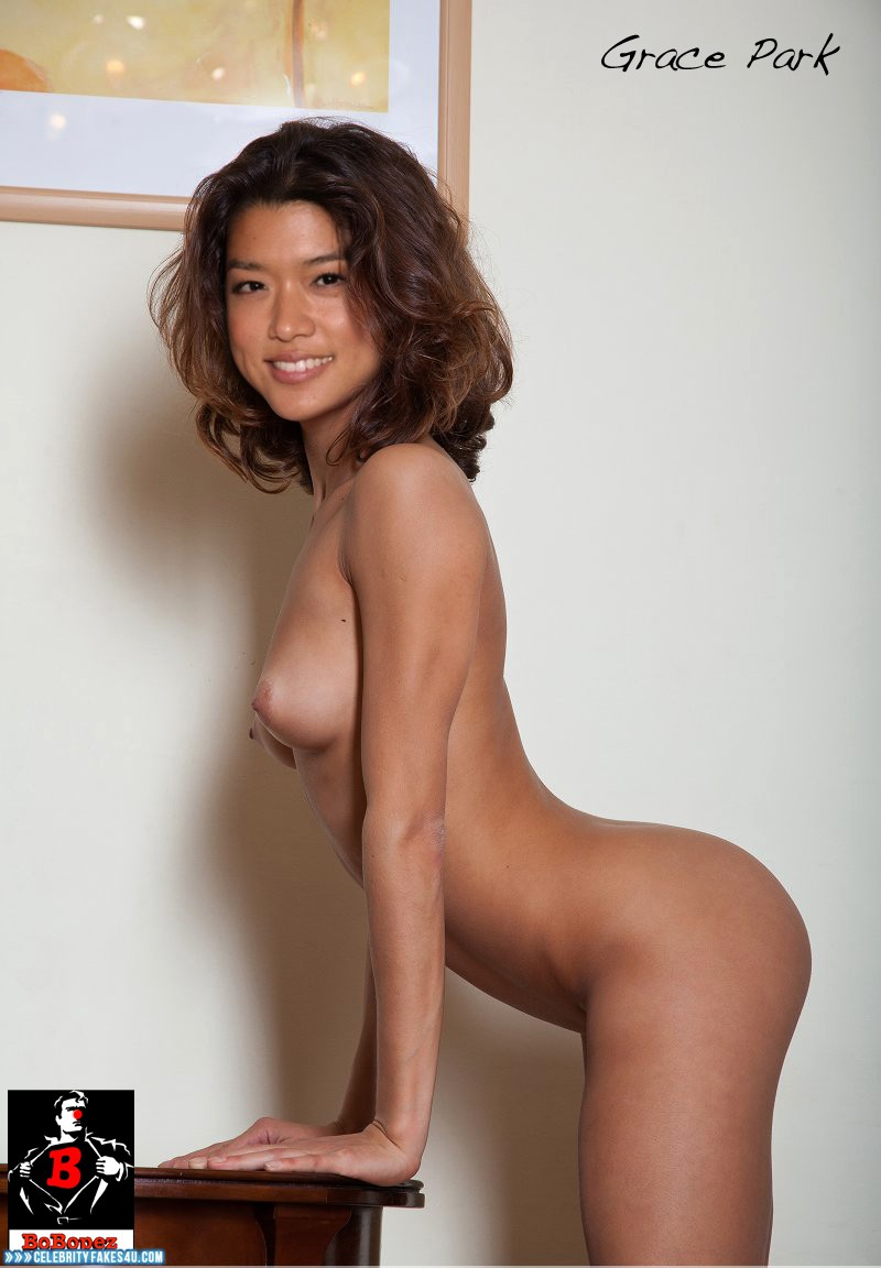 Grace park nude fakes