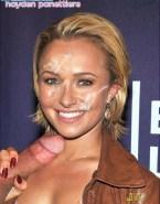 Hayden Panettiere Handjob Facial Cumshot Fake Sex 001