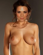 Hayley Atwell Horny Breasts 001