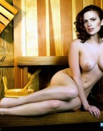 Hayley Atwell Naked Tits 001