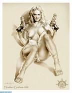 Heather Graham Cartoon Nude 001