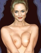 Heather Graham Squeezing Tits Topless 001
