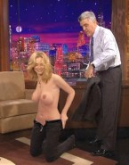 Heather Graham Topless Tonight Show With Jay Leno Naked 001