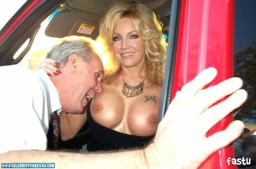 Heather Locklear Fake, Nude, Tits, Porn