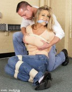 Heather Locklear Boobs Squeezed Bondage Porn 001