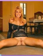 Heather Locklear Nip Slip Legs Spread Pussy 001