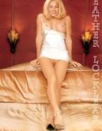 Heather Locklear No Panties Breasts 001