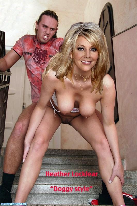 fake nude photos of heather locklear
