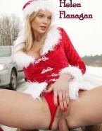 Helen Flanagan X Mas Panties Aside Porn Sex 001