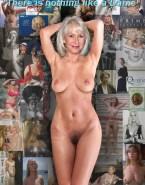 Helen Mirren Fully Nude Body Hot Flat Belly Shot 001