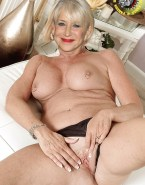 Helen Mirren Nipples Pierced Panties Aside Exposing Pussy Naked 001