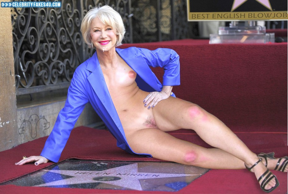 Helen Mirren Fake, Nude, Porn